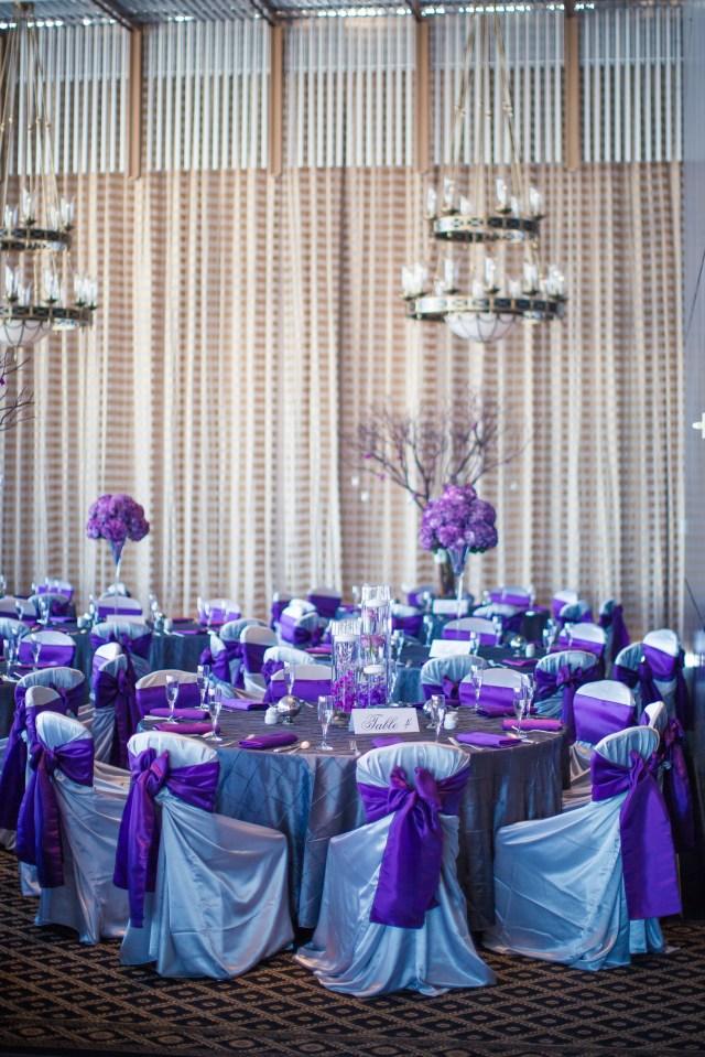 Purple And Silver Wedding Decorations Purple And Silver Christmas Table Decorations Nice Silver Wedding