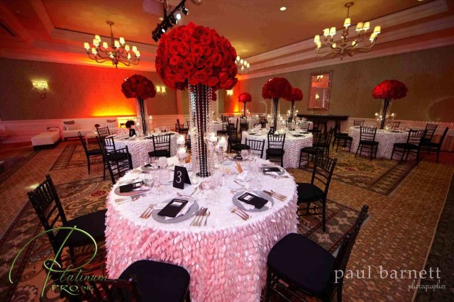 Red And Black Wedding Decorations Awesome Red Black And Gold Party Decorations For A Masquerade Themed
