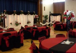 Red And Black Wedding Decorations Red Black Wedding Decorations 21 Red And Black Wedding Decorations