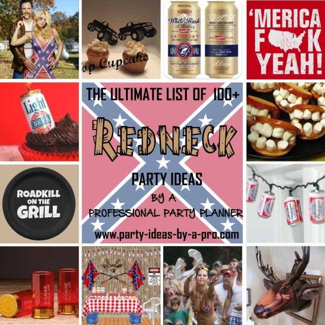 Redneck Wedding Decorations Ultimate List 100 Redneck Party Ideas A Professional Party Planner