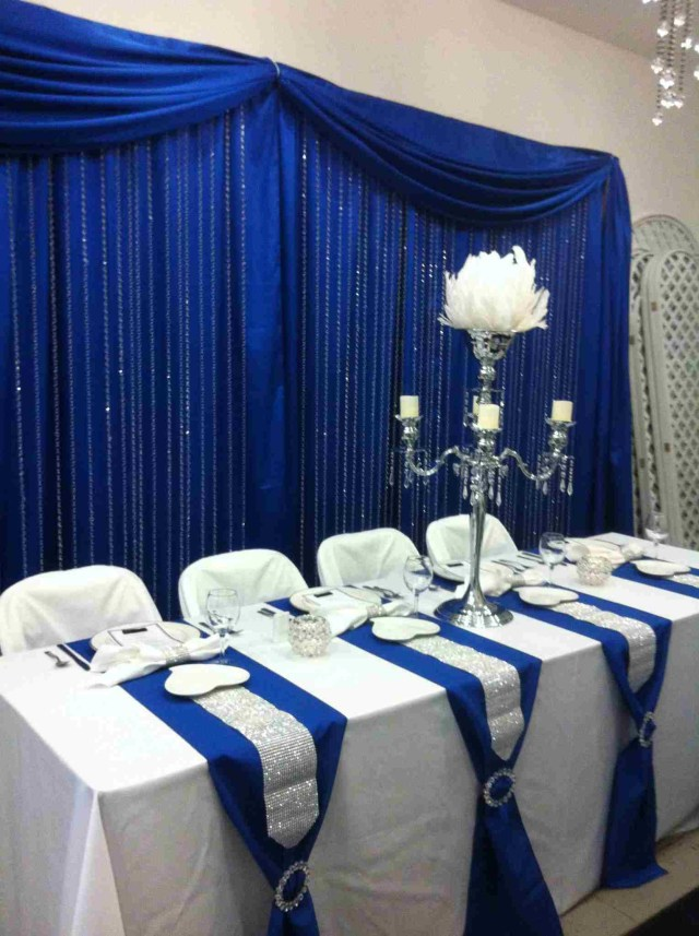 Royal Blue And Silver Wedding Decorations 38 Best Royal Blue And Silver Gray Wedding Ideas Images On Pinterest