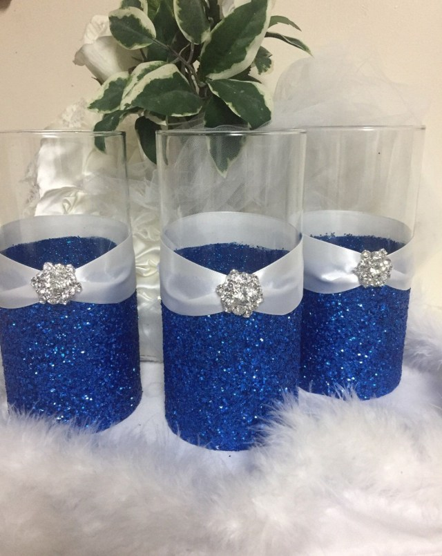 Royal Blue And Silver Wedding Decorations With Royal Blue Wedding Decoration Wedding Decoration