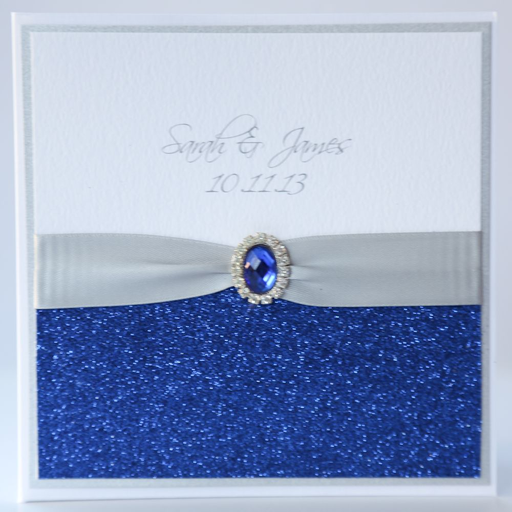 Royal Blue And Silver Wedding Invitations Wedding Invitations Royal Blue Google Search My Dream Wedding In