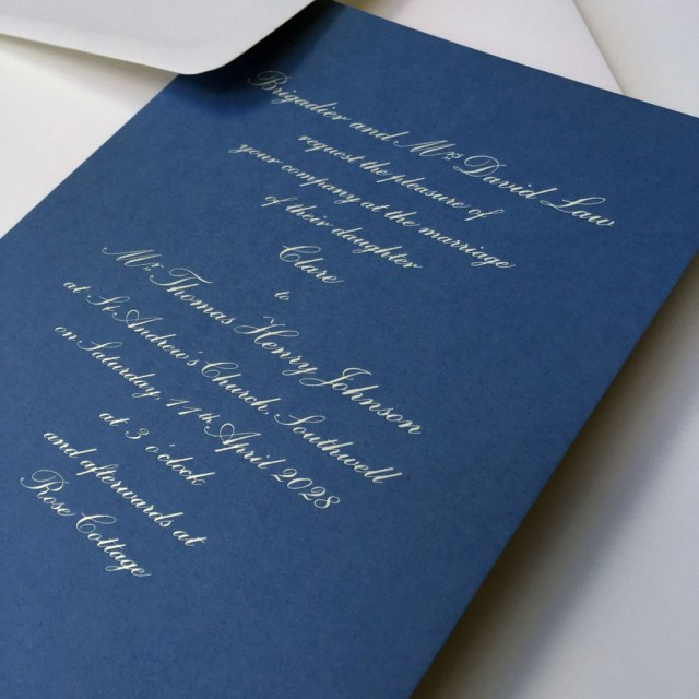 Royal Blue Wedding Invitations Royal Blue Wedding Invitations Wedding Invitations Wedding