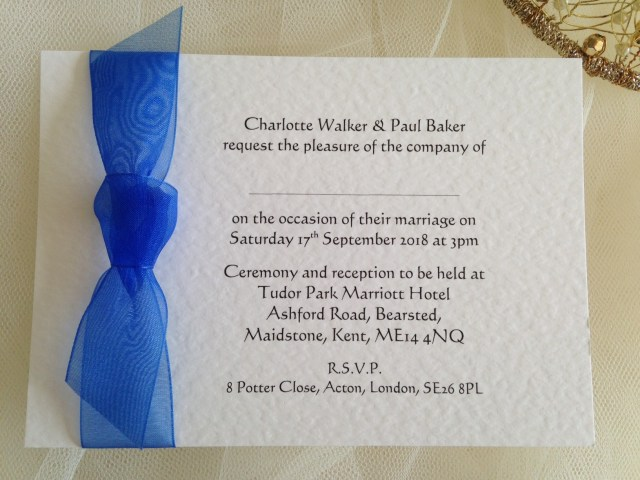 Royal Blue Wedding Invitations Royal Blue Wedding Invitations Wedding Invites
