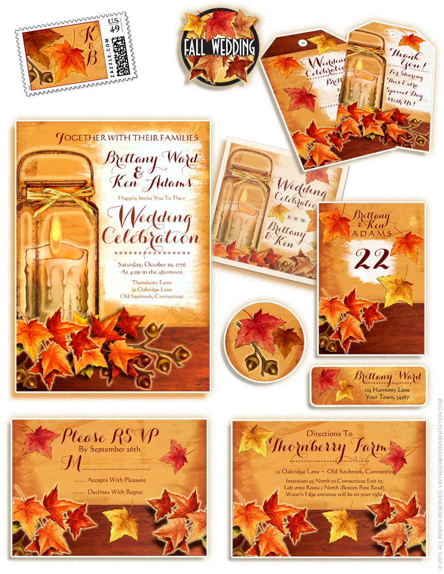 Rustic Fall Wedding Invitations Rustic Fall Wedding Invitations Rustic Fall Wedding Invitations With