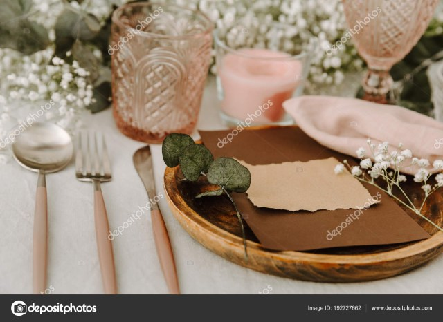 Shabby Chic Wedding Decorations Shab Chic Wedding Decoration Table Stock Photo Victoriabee