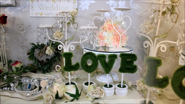 Shabby Chic Wedding Decorations Wedding Decor Diy Centrepieces Rustic Shab Chic Wedding Ideas