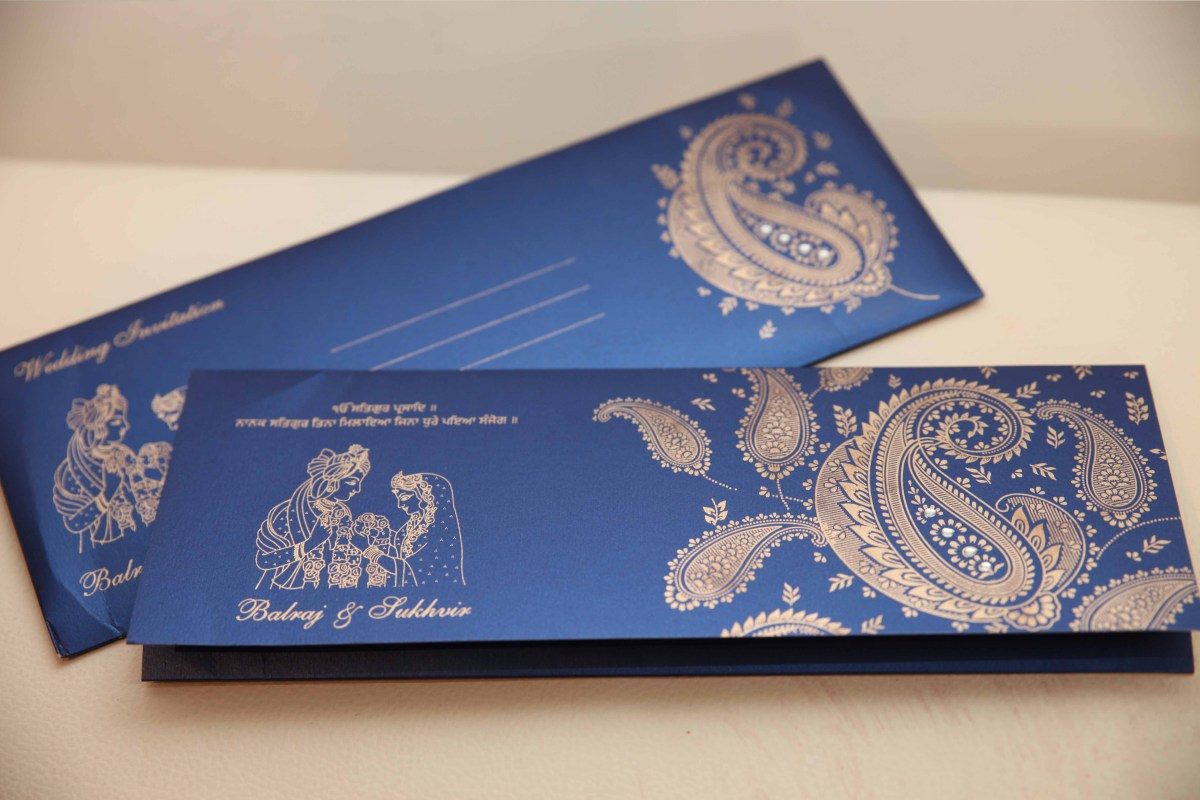 Sikh Wedding Invitations Hindu Wedding Cards Is A Well Known Brand In The Uk