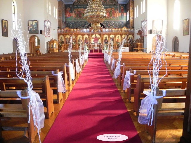 Simple Church Wedding Decorations Simple Church Decorations For Wedding Wedding Decor Wedding Church