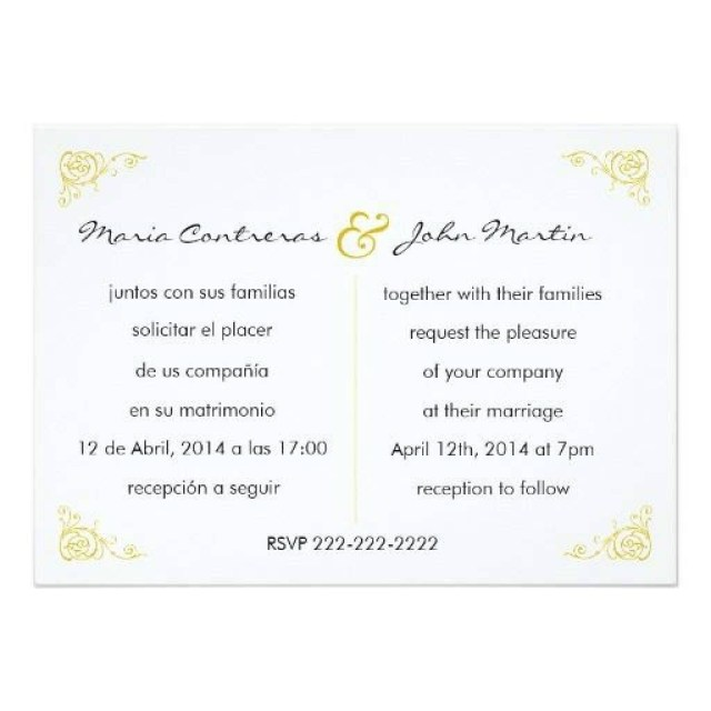 Spanish Wedding Invitations 206458 192 Best Spanish Wedding Invitations Images On Pinterest App