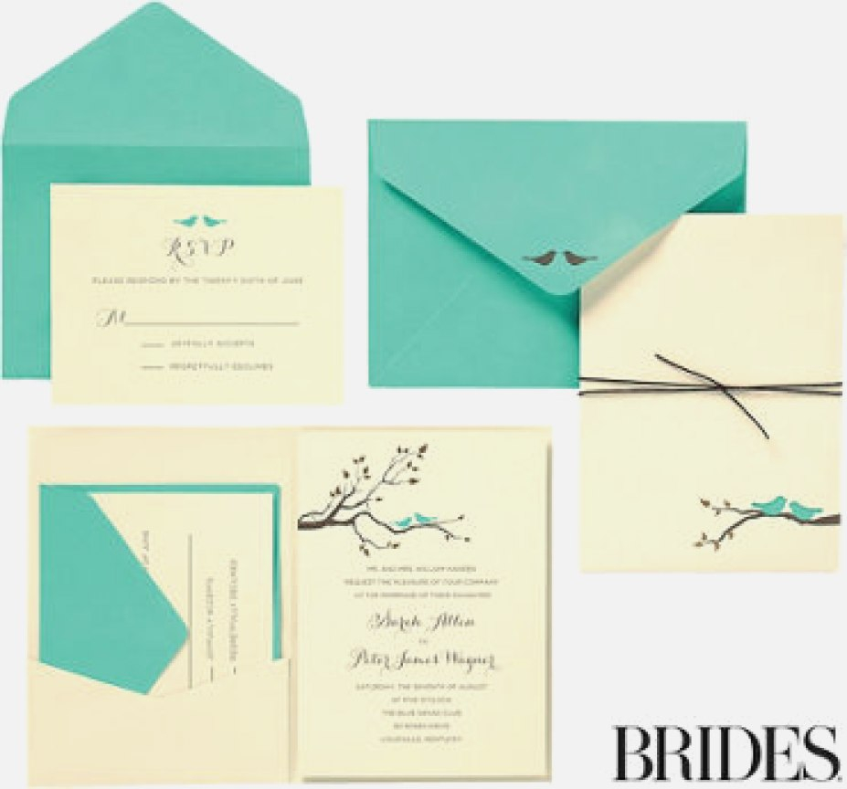 Teal Wedding Invitations Kits 31 Shoot Wedding Invitation Kits The Best Co Wedding Tales