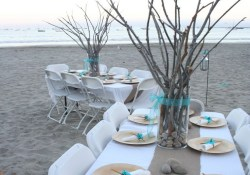 Wedding Beach Table Decorations 36 Amazing Beach Wedding Centerpieces Deer Pearl Flowers