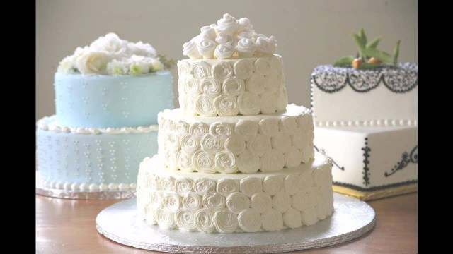 Wedding Cake Decorating Ideas Simple Wedding Cake Decorating Ideas Youtube