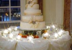 Wedding Cake Table Decoration Wedding Cakes Ideas Elegant Wedding Cake Table Decoration Combined
