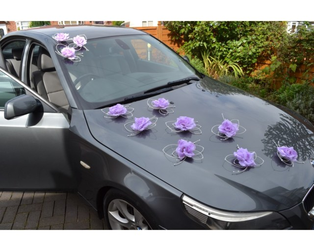 Wedding Car Decoration Kit Wedding Car Decoration