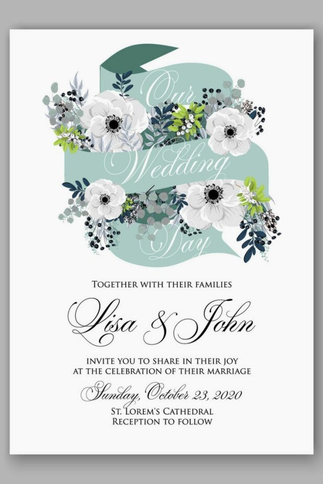 Wedding Celebration Invitations Absolutely Free Wedding Invitations Samples Get Started On