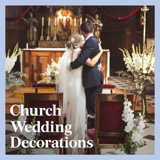 Wedding Church Decorations Images 9 Church Wedding Decorations To Enhance Your Ceremony Brides