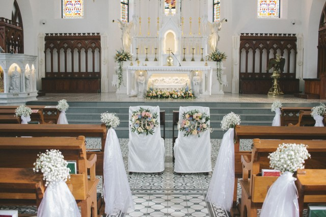 Wedding Church Decorations Images Church Decor Package
