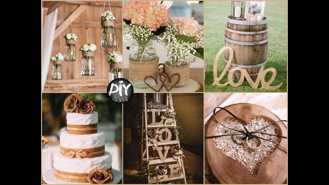 Wedding Decoration Ideas Diy Decorations Beautiful Rustic Wedding Decor Diy Decorations Ideas