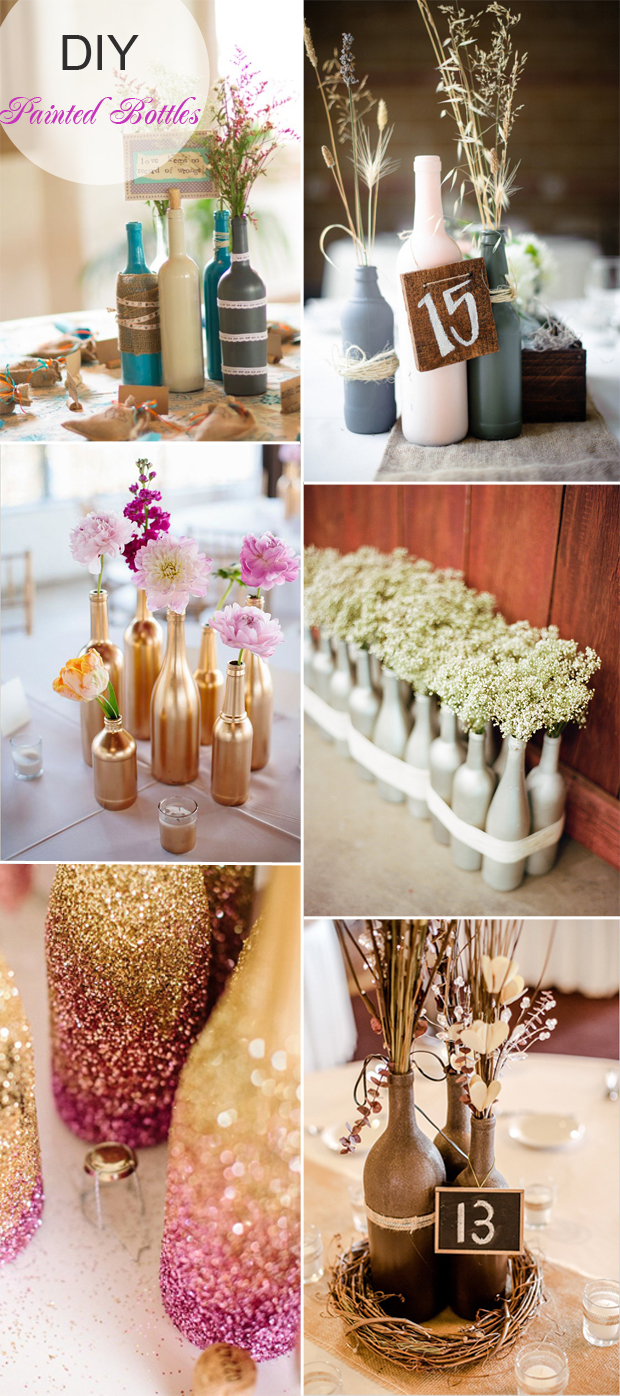 Wedding Decorations Handmade 40 Diy Wedding Centerpieces Ideas For Your Reception Tulle