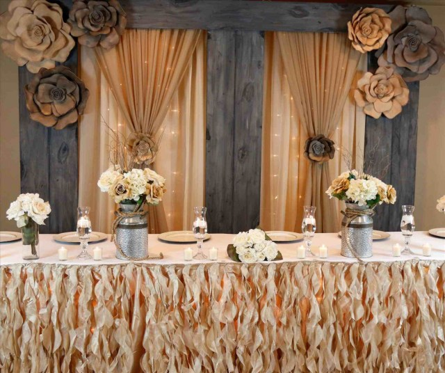 Wedding Head Table Decor 90 Rustic Wedding Head Table Ideas Rustic Wedding Head Table Ideas