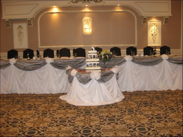 Wedding Head Table Decor Wedding Head Table Decorations Pictures Invitationjadico