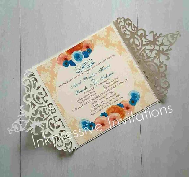 Wedding Invitation Maker Maker In Zamboanga City Sofia Theme Kpressive