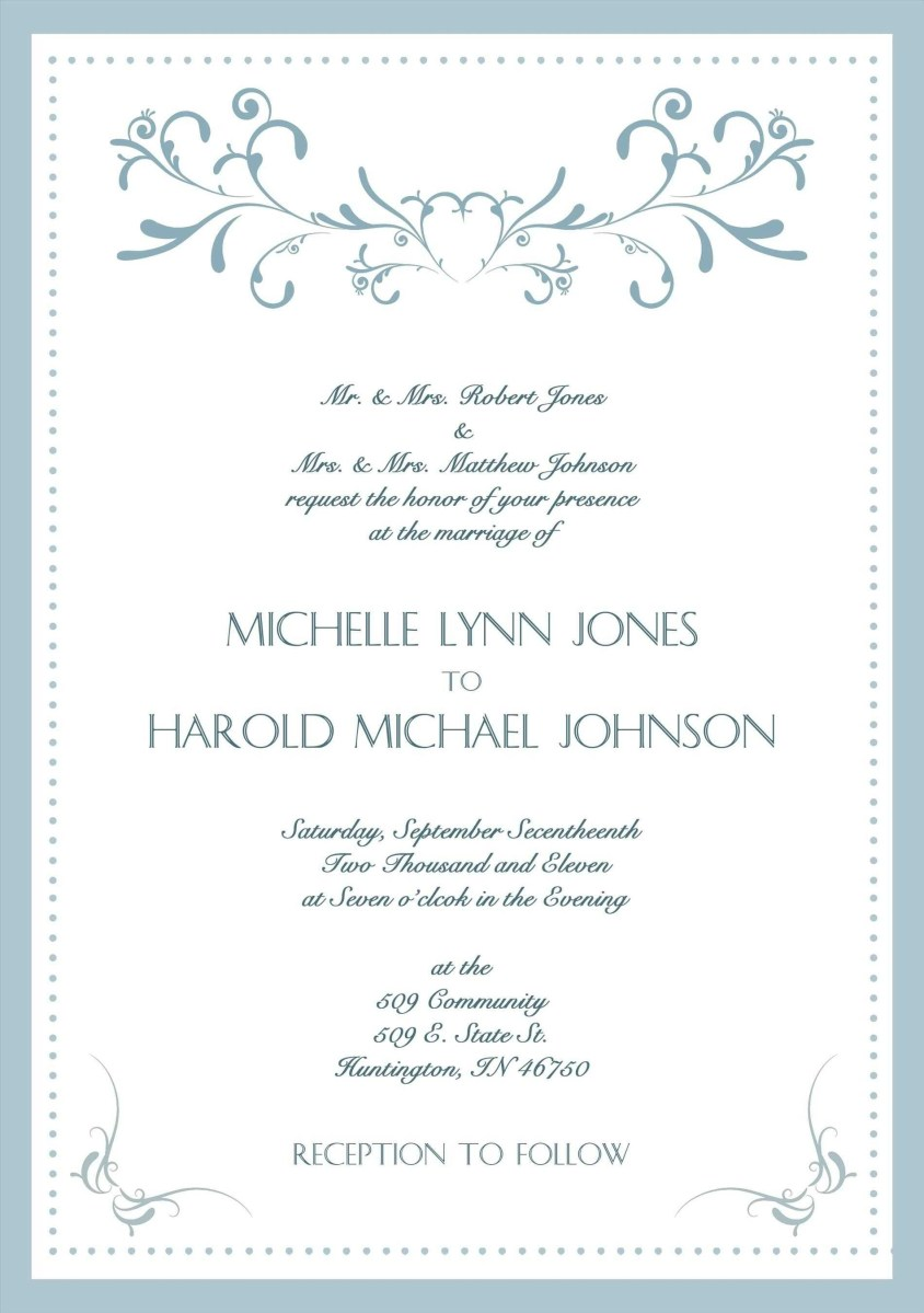 Wedding Invitation Message Lovely Formal Wedding Invitation Wording Cars Pinterest