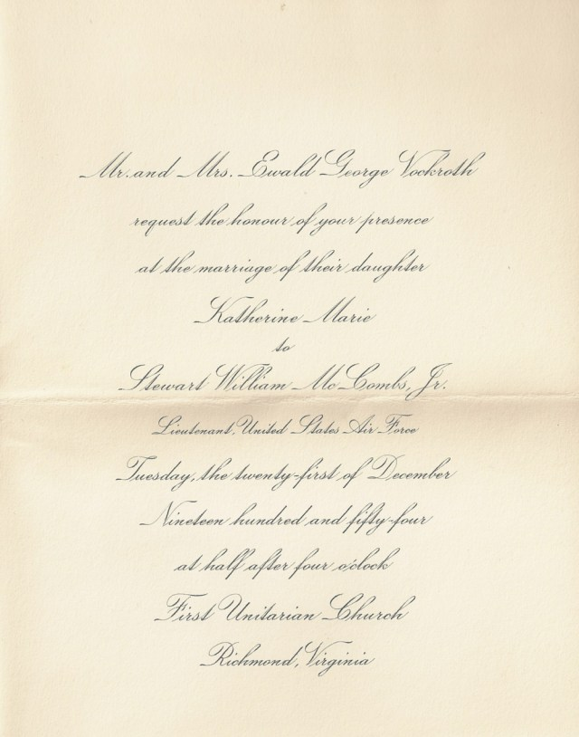 Wedding Invitation Pictures The History Of Wedding Invitations Kelsey Malie Calligraphy