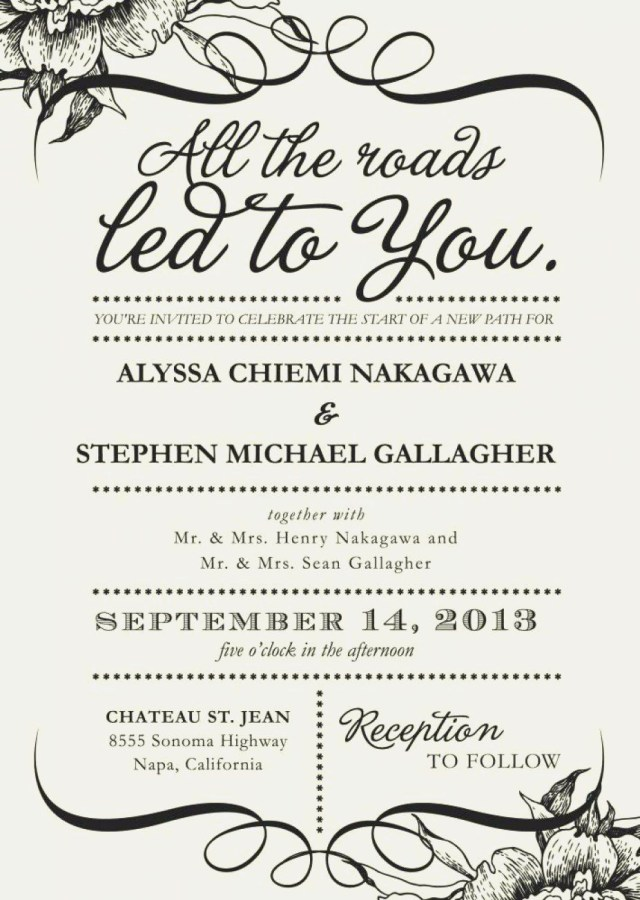 Wedding Invitation Sayings 20 Wedding Invitation Sayings Wedding Invitation Ideas