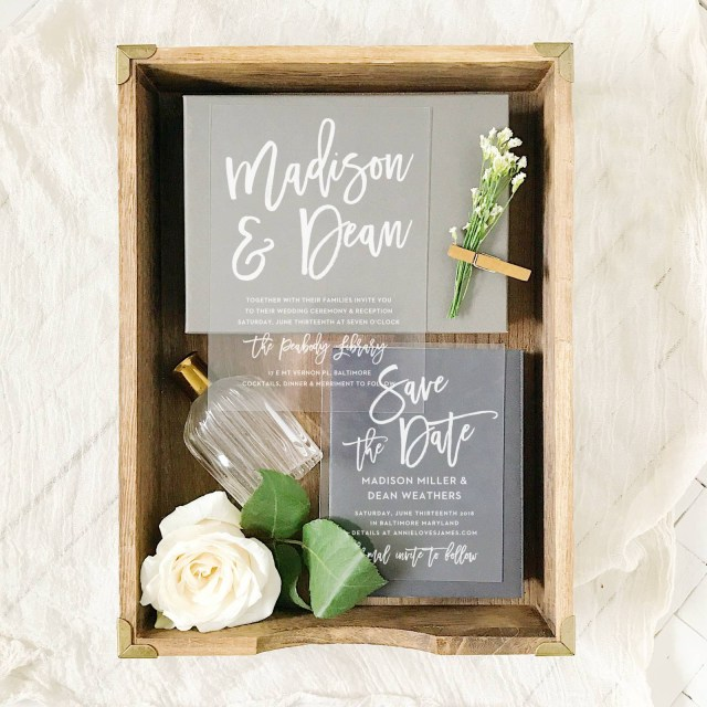 Wedding Invitation Suites Vendor Spotlightbeautiful Wedding Invitation Suites From Basic
