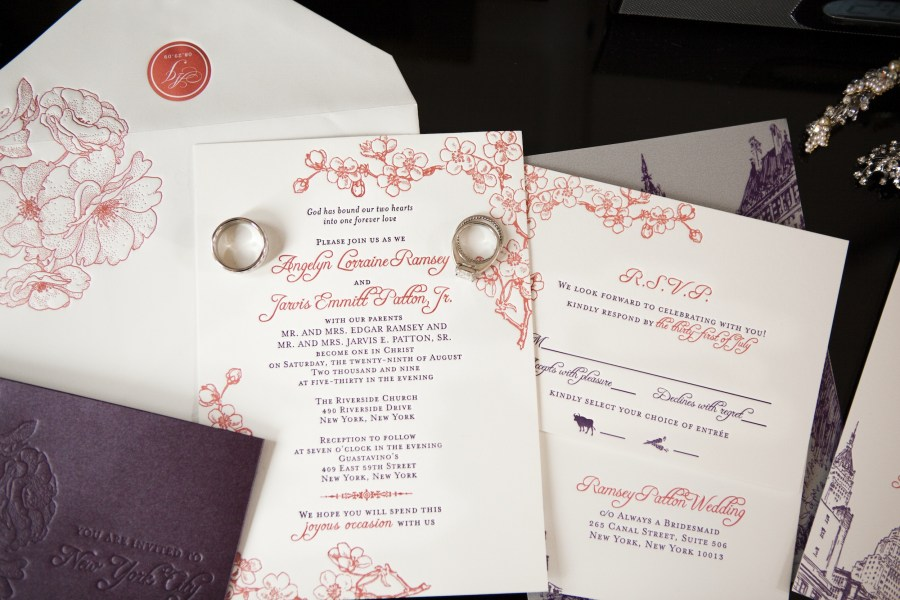 Wedding Invitation Suites Wedding Invitations Wedding Stationery Suites Inside Weddings