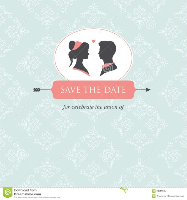 Wedding Invitation Template Free Wedding Invitation Card Template Stock Illustration Illustration