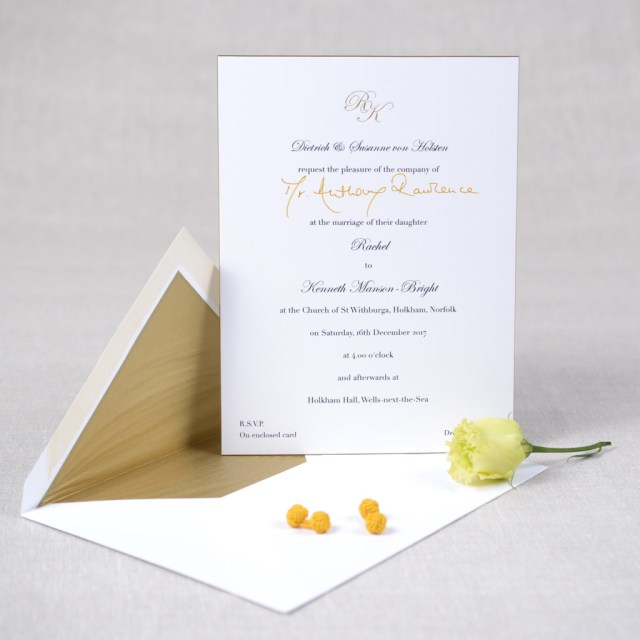 Wedding Invitation Wording Etiquette Wedding Invitation Wording The Etiquette Notebook