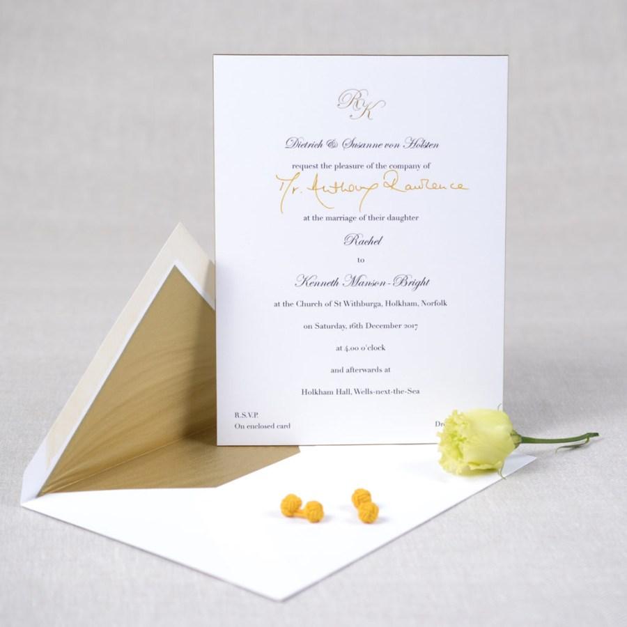 Wedding Invitation Wording Etiquette Wedding Invitation Wording The Etiquette Notebook