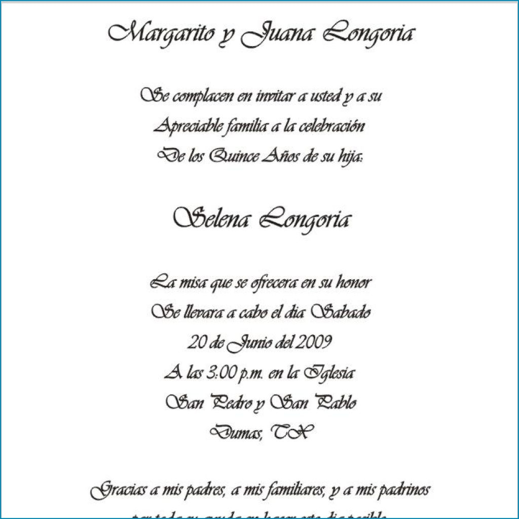 Wedding Invitation Wording In Spanish Adorable Wording For Wedding Invitations In Spanish Wedding Ideas