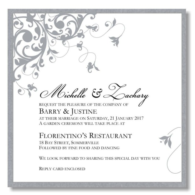 Wedding Invitations Free Samples Country Western Wedding Invitation Templates Awesome 26 Vintage