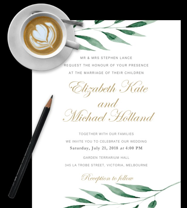 Wedding Invitations Printable 100 Free Wedding Invitation Templates In Word Download Customize