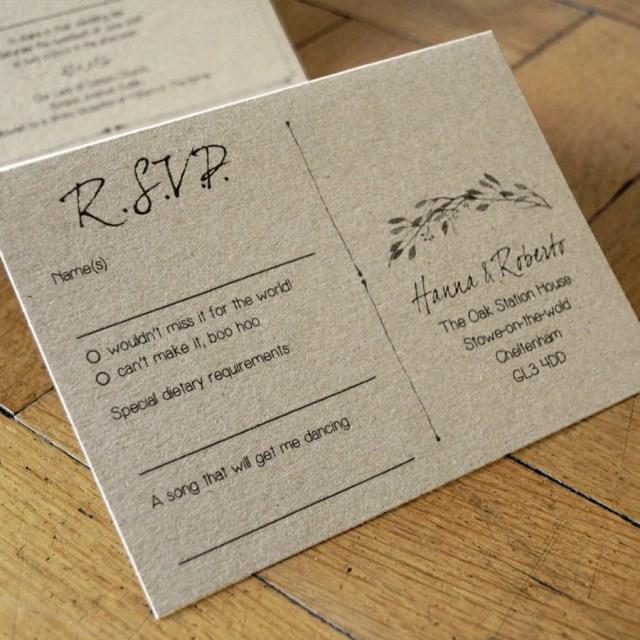 Wedding Invitations Sets Woodland Story Wedding Invitation Set Feel Good Wedding