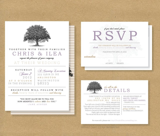 Wedding Invitations With Rsvp Elegant Wedding Invites With Rsvp Cards 18 In Hd Image Picture With