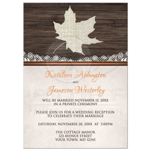 Wedding Reception Invitation Post Wedding Reception Invitations Marina Gallery Fine Art