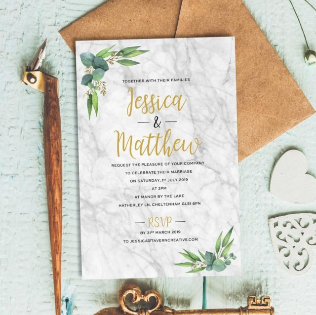 Wedding Reception Invitation Rustic Wedding Invitation Wedding Reception Invitation Postcard