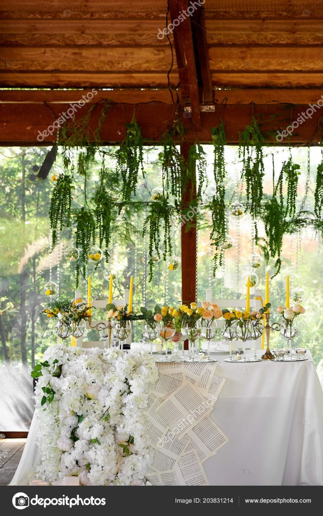 Yellow Wedding Decorations Yellow Wedding Table Decorations Nucno