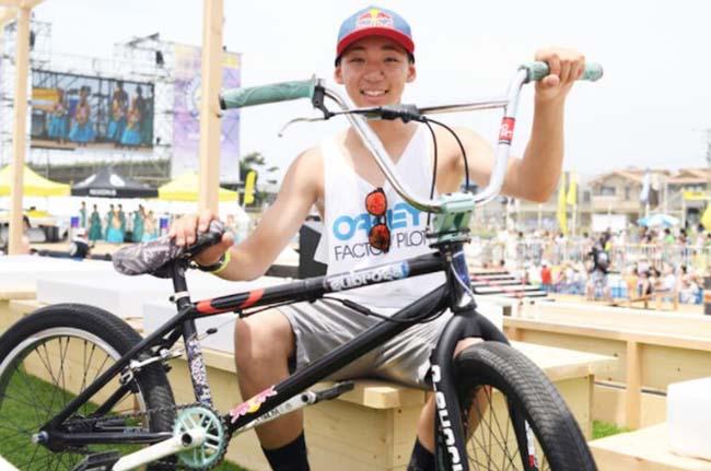 中村輪夢の父親は元BMX選手で実家は自転車屋!母親との家族エピソードも!