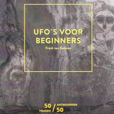 """Boekomslag van """"Ufo's voor beginners"""""""