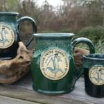 Coffee Mugs Made In The U S A American Made Handmade Mugs