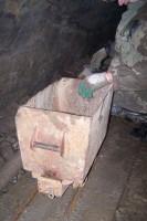 vozíček na vyvážení hluřiny