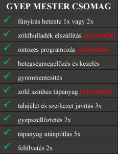 Gyep mester csomag tablazat 1 - Gyep mester csomag táblázat (1)