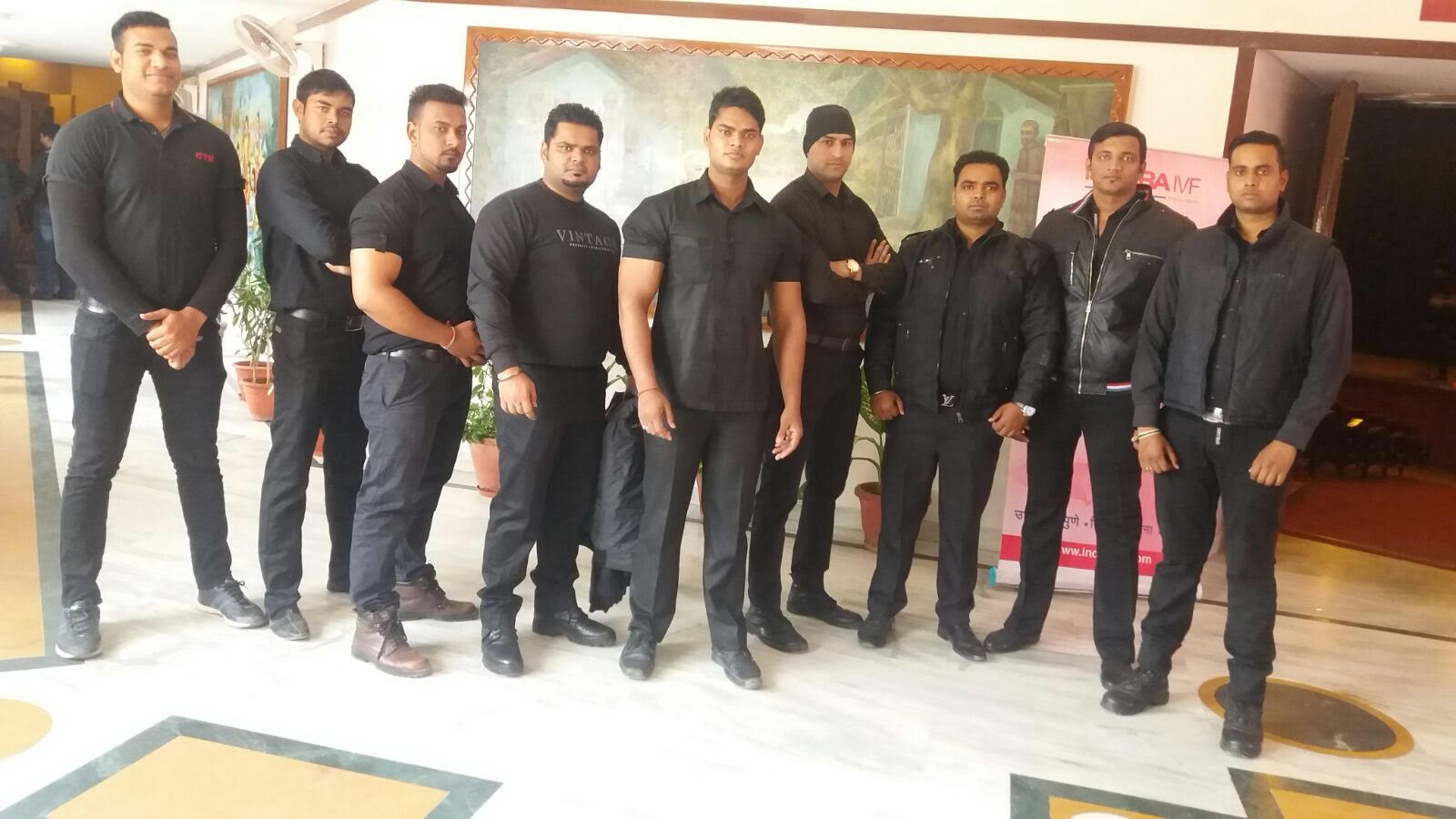 Personal Security Jobs India